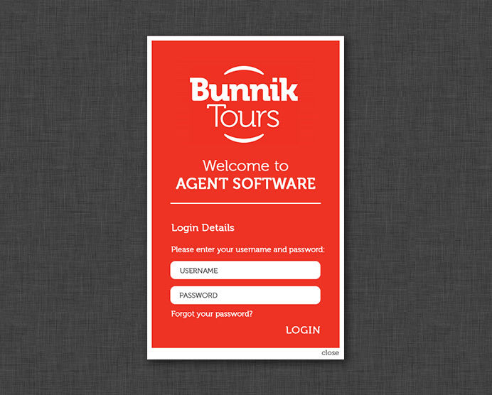 PDF rendering software we have designed for Bunniktours