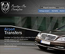 Website design and development works for a transport company in Marbella