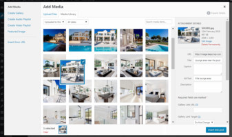Real Estate photo management